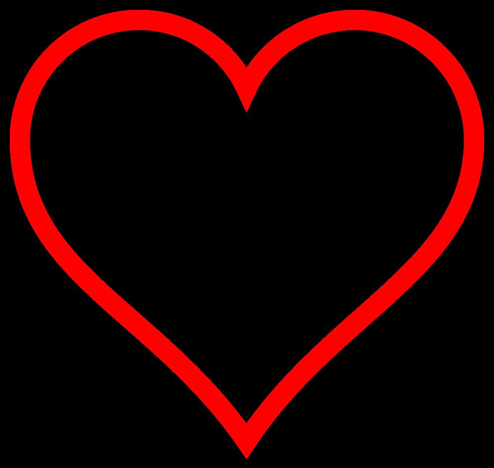 Auf dem Bild ist ein Herz zu sehen